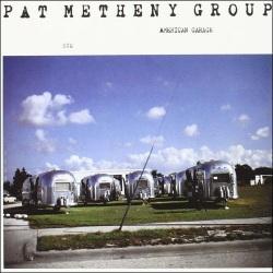 Digipak - American Garage - Pat Metheny Group
