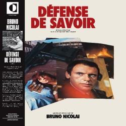 Defense de Savoir (Original Soundtrack)