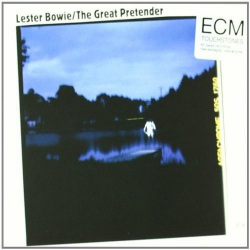 Digipak - the Great Pretender