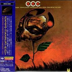 CCC (Limited Japanese Mini-LP CD)