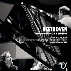 Beethoven - Piano Concertos Nos. 2 & 5