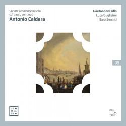 Caldara: Sonate a violoncello solo col basso…