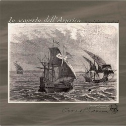 La Scoperta dell'America OST (Colored Vinyl)