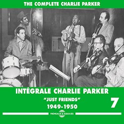 Integrale - Just Friends 1949 - 1950 - Vol. 7