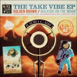 The Take Vibe EP (Inc. Golden Brown Jazz Cover)