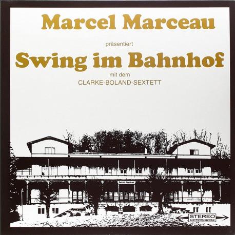 Swing Im Bahnhof W/Clarke-Boland Sextett + CD
