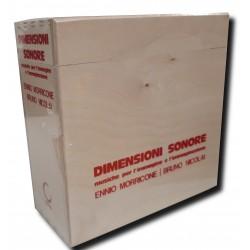 Morricone-Nicolai: Dimensioni Sonore (Box Set)