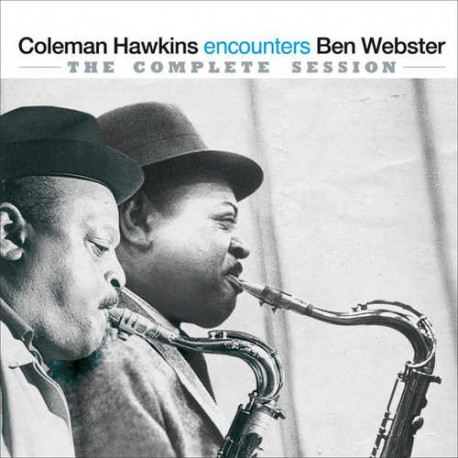 Hawkins Encounters Webster: the Complete Session