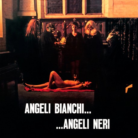 Angeli Bianchi Angeli Neri (Gatefold Lp + Cd)