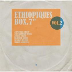 """Ethiopiques Box 7"""" Vol. 2 (6 Seven Inch Box)"""