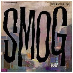 Smog OST w/ Piero Umiliani (Gatefold)