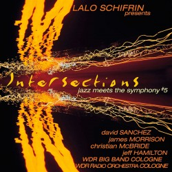 Intersections - Jazz Meets The Symphony 5