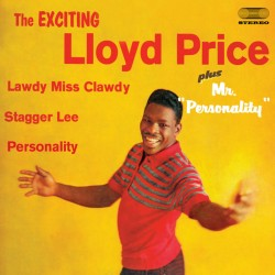 The Exciting Lloyd Price + Mr Personality