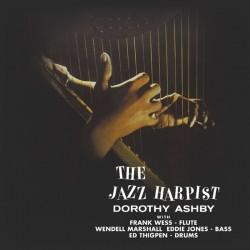 The Jazz harpist
