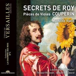 Couperin: Secrets de Roy. Pieces de Violes