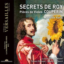 Couperin: Secrets de Roy. Pieces de Violes