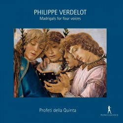Philippe Verdelot - Madrigals For Four Voices