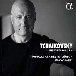 Tchaikovsky: Symphonies Nos.2 & 4