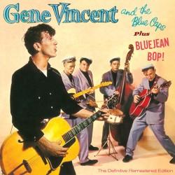 Gene Vincent and the Blue Caps + Blue Jean Bop!