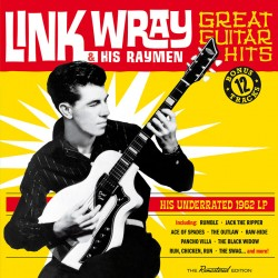 Great Guitar Hits (His Underrated 1962 LP)