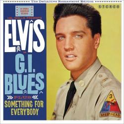 G.I. Blues + Something for Everybody + 7 Bonus Tra