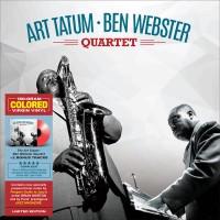 Art Tatum-Ben Webster Quartet (Colored Vinyl)