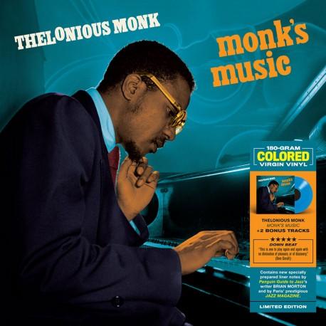 Monk's Music (Colored Vinyl)