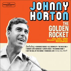 The Golden Rocket - 1951-60 Rockin`Honky Tonk Rec