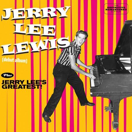 Jerry Lee Lewis + Jerry Lee`S Greatest! + 6 Bonus