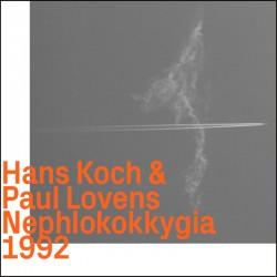 Nephlokokkygia 1992 W/ Paul Lovens