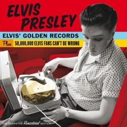 Elvis´Golden Records + 50.000.000 Elvis Fans...
