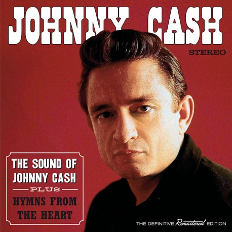 The Sound of J. Cash + Hymns from the Heart