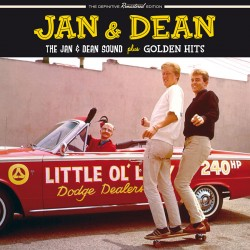 The Jan and Dean Sound + Golden Hits + 7 Bonus