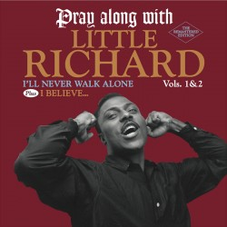 Pray Along with Little Richard Vols. 1 and 2 + Bon