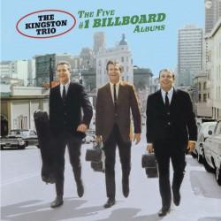 The Five No. 1 Billboard Albums