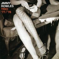 Jimmy Rowles Trio `77-`78