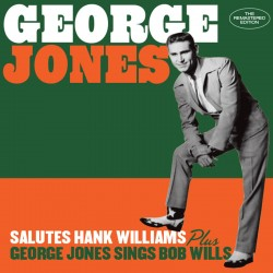 Salutes Hank Williams + Sings Bob Wills