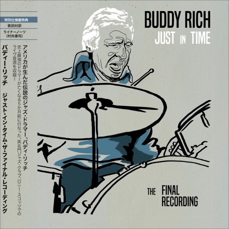 Just in Time (Limited 2 LP Japanese Edition)