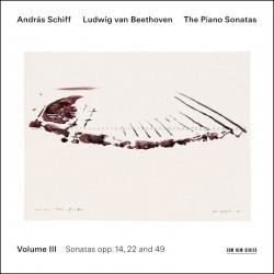Beethoven: Piano Sonatas - Vol. 3