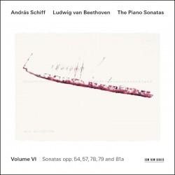 Beethoven: Piano Sonatas - Vol. 6