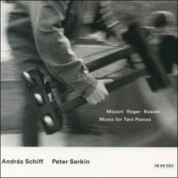 Music for Two Pianos - Mozart/Reger/Busoni