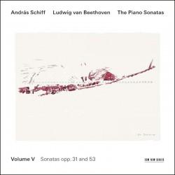 Beethoven: Piano Sonatas - Vol. 5
