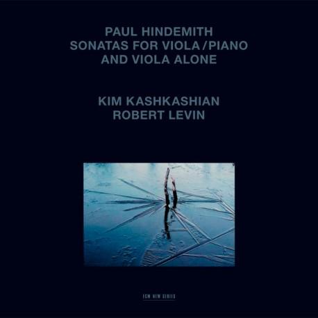 Sonatas for Viola/Piano and Viola Alone