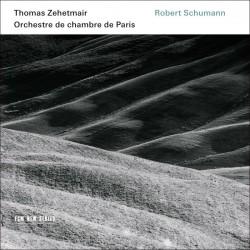 Robert Schumann Violinkoncert, Symphonie Nº2