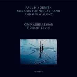 Sonatas for Viola/ Piano and Viola Alone