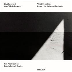 Vom Winde Beweint/ Koncert Fur Viola Und Orchester