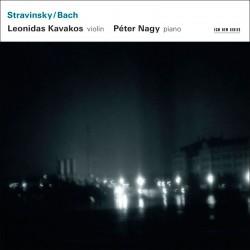 Igor Stravinsky - Johna Sebastian Bach
