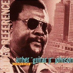 Luther`S Blues