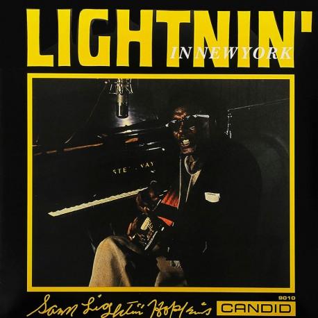 Lightnin` in New York - 180 Gram Ltd Edition