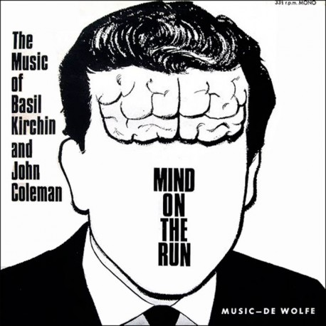 Mind on the Run (Limited Mono Reissue)